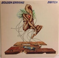 Golden Earring / Switch vinyl LP 1975  Classic Rock Excellent+