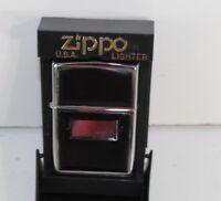 Vintage NOS  Zippo Lighter Non Inscribed