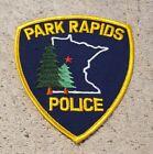 Park Rapids Minnesota Police Shoulder Patch