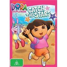 DORA THE EXPLORER Catch The Stars DVD NEW