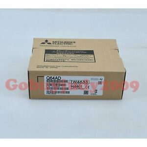 New In Box Mitsubishi Q64AD One year warranty