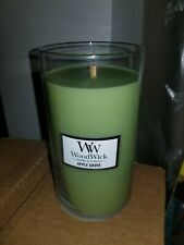 B3G1FREE** apple grove  - WoodWick large Jar Candle