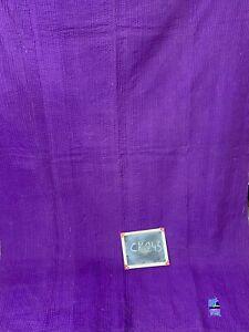 Kantha Fabric Yoga mat beech mat handemade Gudri Blanket Breadspread Etc.