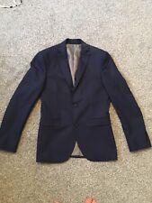 Próxima 38R Azul traje Chaqueta Slim Fit