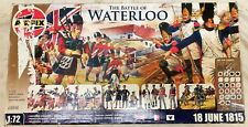 AIRFIX 1:72 The BATTLE OF WATERLOO 1815 BOXED SET A50048 *SEALED BAGS*