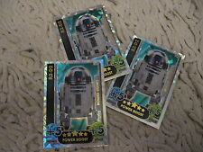 Topps Force Attax Star Wars The Force Awakens Limited Edition R2-D2