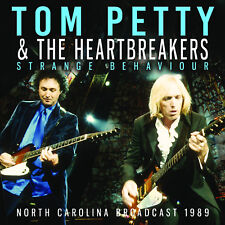 TOM PETTY New Sealed 2018 UNRELEASED 1st 1989 SOLO TOUR LIVE CONCERT CD