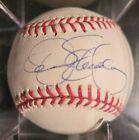 Dennis+Eckersley+HOFer+Oakland+A%27s+autographed+Major+League+baseball+nice%21