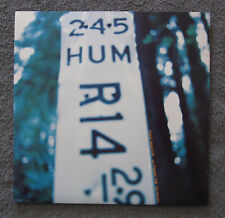 "HUM ""Comin' Home"" b/w ""Puppets"" MINT Never Played PROMO ONLY 7"" Vinyl 45 RECORD"