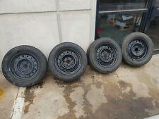 """4 x Ford Falcon wheels 16"""" AU BA BF FG FGX"""
