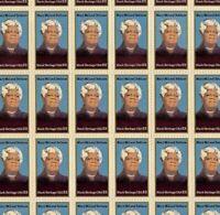 #2137 22¢ MARY McLEOD BETHUNE full mint sheet of 50 MNH OG