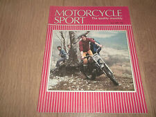 MOTORCYCLE SPORT MAGAZINE JULY 1986 ~ LES 24 HEURES DU MANS / HARNESSING 100 BHP