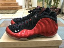 2012 Nike Air Foamposite One Metallic Red 314996-610 Size 13 Jordan Penny