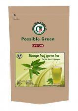Tropical MANGO Foglia di Tè Verde-Erba intero, rafforza l'immunità, zucchero controllo 20 SACCHI