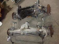 89 Corvette FRONT & REAR SUSPENSION COMPLETE Dana 44 PBR Brakes Hot rod Chicago