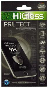 HiGloss Protect flüssiger Display Schutz Versieglung ohne Folie - Handy & Tablet