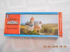 """VERO Mamos Bausatz, H0, BURG """" LAUTERSTEIN """"in ungeöffnete Originalverpackung"""