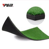 Indoor Office Golf Mat Golf Hitting Mat Golf Pad Sports Golf Training Turf Mat