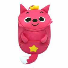 [PINKFONG] Pinkfong Bagpack For Baby And Kids Lovely Animal Bag 17.5x22.5x9cm