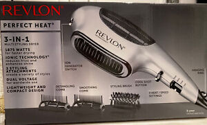 Revlon -  Perfect Heat 3-in-1 Multi-Styling Dryer - Faster Drying Power