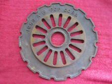 VINTAGE IH INTERNATIONAL CAST IRON 1853A POPCORN PLANTER SEED PLATE RING