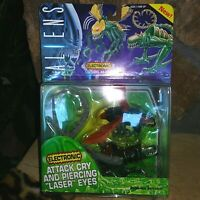 ALIENS SWARM ALIEN ACTION FIGURES w/ELECTRONIC ATTACK CRY & LASER EYES, NEW, MIB