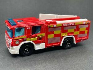 MATCHBOX SCANIA P360 FIRE ENGINE - MINT