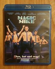 Magic Mike (2012) Like New Blu-ray Channing Tatum, Alex Pettyfer, McConaughey
