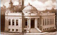 1910 SAN BERNARDINO Carnegie Library CALIFORNIA Postcard CN