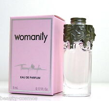 Thierry MUGLER WOMANITY 5 ml EDP MINIATURA NUOVO OVP