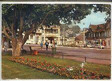 CP 14 Calvados - Blonville-sur-Mer - La place de l'Hôtel de Ville