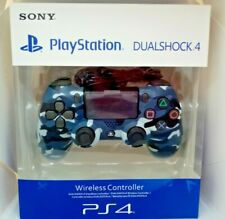 Sony PS 4 Dualshock 4 Wireless Controller Limited Urban Camo Design With Charger