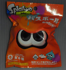 Japan Splatoon Bath Ball Bomb with Squid Toy - New Sealed
