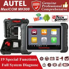 Autel MK808/MX808 OBD2 Car Diagnostic Scan Tool All System Code Reader TPMS IMMO