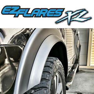 EZ Flares XL Universal Flexible Rubber Fender Flares Super Easy Peel & Stick GMC