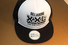 Super Rare 2011 Billabong Xxl New Era Trucker Hat Cap Original Tags Unworn