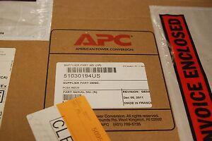 APC, 51030194US, PCB Circuit Board, NEW in Box