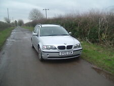 2002 BMW 3 Series 318i Se Touring 5 door Estate mot september