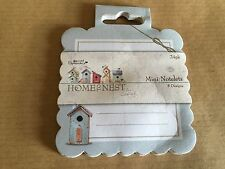 Docraft Papermania Mini Notelets Note Book Craft Cards Art