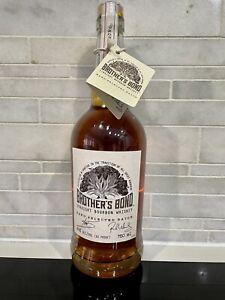 Brother's Bond Straight Bourbon Whiskey 40% Vol. 750ml