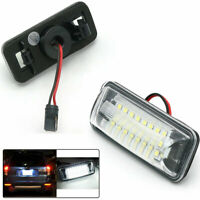Vehicle Led Number License Plate Lights Lamp For Subaru Forester Toyota Scion X2