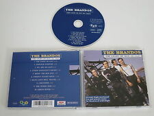 THE BRANDOS/THE LIGHT OF DAY/THE SINGLE(SPV 056-89533) CD ALBUM