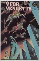V For Vendetta 8 DC 1989 NM Alan Moore David Lloyd Movie