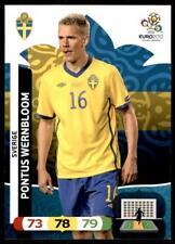 Panini Euro 2012 Adrenalyn XL - Sverige Pontus Wernbloom (Base card)