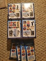 Panini Contenders Draft 2020 Blaster Box Lot of 4 and 4 value packs BLOWOUT