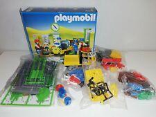 Playmobil 4202 Vintage Passengers Train Station 1987 NIB (sealed bags, open box)