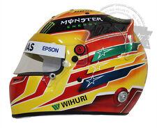 Lewis Hamilton 2017 Season Formula 1 F1 Replica Helmet Scale 1:1 Helm Casque