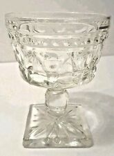 Park Lane - Clear by Indiana Glass/Colony Champagne Glass 4 1/4 inches Set of 8