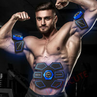 EMS Abdominal ABS Fit Muscle Training Gear Exercise Smart Body Building Fitness