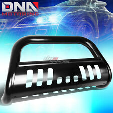 FOR 15-17 COLORADO/CANYON PICKUP STAINLESS STEEL BLACK BULL BAR GRILL GUARD